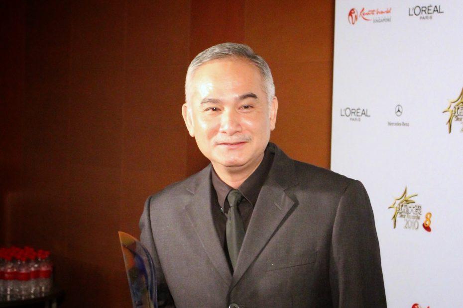 Jack Choo, Zhu Houren at 2010 Star Awards